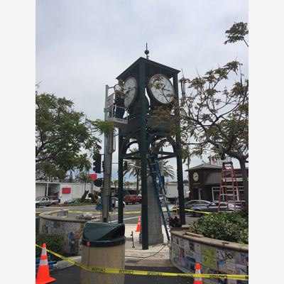 Tower Clock Repair